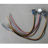 China Taximeter Wire Harness And Cable Assembly Molex 2510 Crimp Terminal Connector on sale