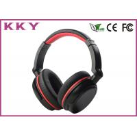 China Multifunctional Over Ear Bluetooth Headphones Portable With 10m RF Distance wholesale