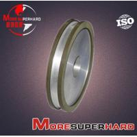 China 9A3 Double Face CBN Grinding Wheel for Hard Alloyed Tools alan.wang@moresuperhard.com wholesale