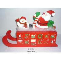 China Christmas decorations, christmas calendar, 24 cabinet, christmas gifts, sleigh decorations wholesale