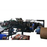 Quality Suger And Tea Paper Bag Manufacturing Machine With Longitude Seam Gluing Unit for sale