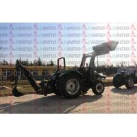 China Tractor with Front End Loader for Loading Goods wholesale