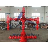 China 900 series 11x7 1/16x2 7/8-3000psi Dual Wing Xmas Tree with 5 1/2 Casing seal on sale