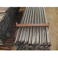 China Steel drill rods Split Set Rock Bolts and Friction Bolts Work 46mm on sale