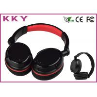 Buy cheap CE Noise Cancelling Bluetooth Headphones Supports HSP , HFP , A2DP , AVRCP from wholesalers