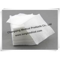 China Latex Free Medical Non - Woven Wound Dressing Sponge Non - linting wholesale
