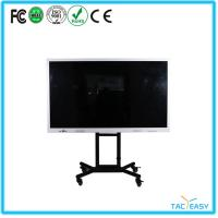 China Anti - Glare Glass Interactive Touch Screen Monitor With LinkGo Software wholesale