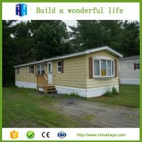 Buy cheap beautiful sandwich panel prefabricated house easy construction in lebanon from wholesalers
