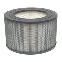 China Glavanized frame v-bank combined hepa filter wholesale