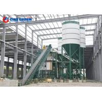 China Vertical Shaft Automatic Concrete Batching Plant Equipment Planetary Mixer High Performance wholesale
