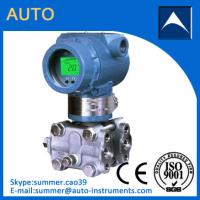 Quality differential pressure transmitter working principle made in China for sale