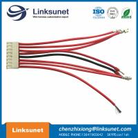 Quality JST VHR - 8N Automotive Wiring Harness RD / BK 1015 18AWG Vehicle Wiring Harness for sale