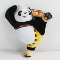 China Original Kungfu Panda Kick Pose Cartoon Plush Toys Stuffed Animals wholesale