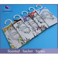 China Air Freshener Promotional Gift Used Scented Envelope With Offset Printing wholesale