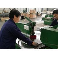China Freight Vans Natural Silvery Blank Aluminium Discs Water Proof 3000 Series wholesale