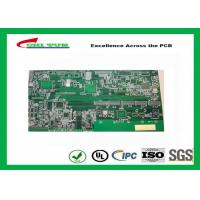 China Lead Free White Silkscreen Double Sided Circuit Board for TV wholesale