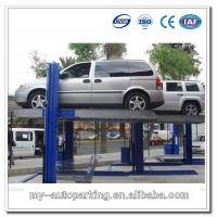 China Double Decker Garage Parking System Project Parking Post wholesale