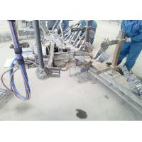 China AAC Spot Welding Machine For Aerated Concrete Panel Reinforced Mesh Assembly wholesale