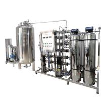 China High Safety RO Water Treatment System With Storage Tank Water Purifying on sale