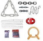 Steel chain,fishing chain,round link chain, mining chain, elevator chain and