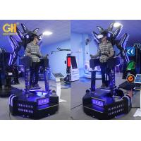 Buy cheap 1 Player VR Game Machine ,Viulux 8 VR Warrior Amusement Park Equipment from wholesalers