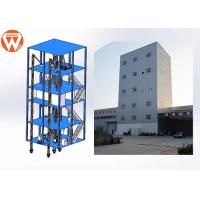 China 200kw Livestock Poultry Feed Production Line 10T/H Yield 0.9-10mm Pellet Size wholesale