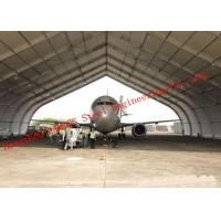 China Flexible Design Prefabricated Steel Structure Aircraft Hangar Buildings Seismic Proof Construction on sale