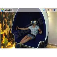 China No Need To Install 2 Motion Egg Seats 9D VR Cinema Virtual Reality wholesale