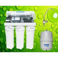 China 5 stage  50 or 100 gpd norm 10 inch  white   Water Filter   Reverse Osmosis System wholesale