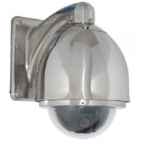 China 30X Optical Explosion proof High Speed Dome Camera / IP PTZ Camera with 12X Digital Zoom wholesale