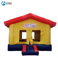 China Factory Price Inflatable Kids Outdoor House Castle Bouncer House for Sale on sale
