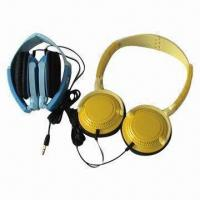 China Wired Headphones, Flexible and Colorful wholesale