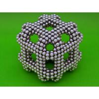 China 216 magic Balls Sculpture Toy - 216 Pieces 5mm Large Size magnetic balls on sale