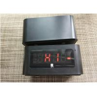 China Multi Functional Wireless Speaker Alarm Clock Light Weight ABS Material wholesale