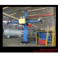China Automatic Welding Manipulator 4 * 4m Welding Working Station For Chemical Industry wholesale