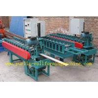 China CNC Automatic Metal Ceiling Roll Forming Machine For Fold and Slit Work Piece wholesale
