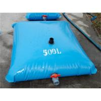 China Flexible Water Bladder Tank Working Temperature -40 To 40 Degree ISO9001 Assured on sale