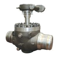 China Trunnion Mounted Cryogenic Ball Valve With 3800MD Control Valve Positioner wholesale