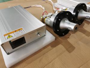 China Ultrasonic Generator Cup Type Nonwoven Mask Earloop Welding Machine on sale