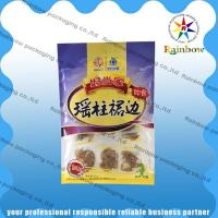 Quality Custom Full Printing Foil Bag Packaging Food Grade With Clear Window for sale