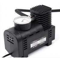 China DC 12V 250PAI Portable Car Air Pump With Watch, One Year Warranty wholesale