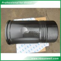 China Genuine Cummins Engine NT855 spare Parts Cylinder Liner 3055099 on sale