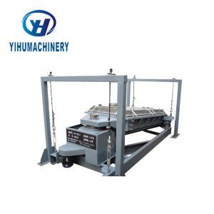 China Powder Vibrating Tumbler Mechanical Swinging Screen Sieve Machine For Granules on sale