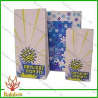 China Promotional Recycled Kraft Customized Paper Bags With Handles wholesale