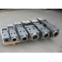 China Hydraulic Breaker Excavator Parts / Back Head Front Head Long Service Life wholesale
