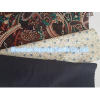 China 21W Corduroy Velvet Fabric In Solid Dyed & Corduroy Print Fabric wholesale
