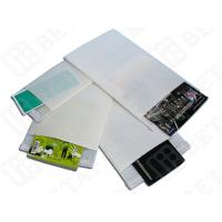 China White Recycled Poly Bubble Envelope Printed Business Envelopes wholesale