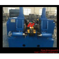 China Professional Automated Horizontal Steel H Beam Welding Production Line High Speed wholesale