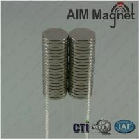 China disc magnet 1/2 inch wholesale