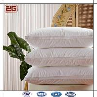 China Light Weight 5 Star Hotel Pillows , Soft Home Hotel Grade Pillows ZEBO-P0008 wholesale